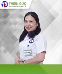 Bác sĩ Nguyễn Thị Phương